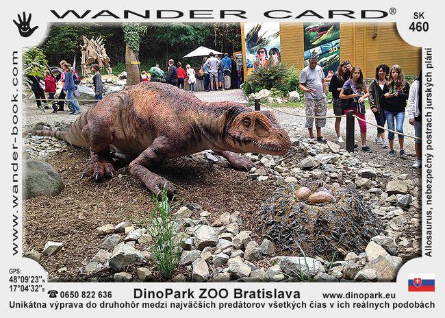 DinoPark ZOO Bratislava