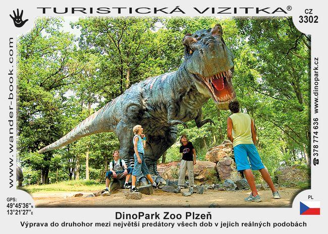 DinoPark Zoo Plzeň