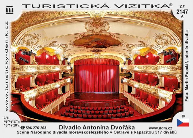 Divadlo A. Dvořáka a Divadlo J. Myrona