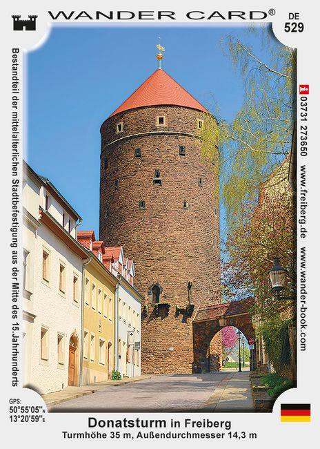 Donatsturm in Freiberg