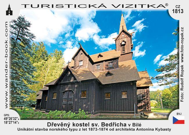 Dřev.kostel sv. Bedřicha v Bílé