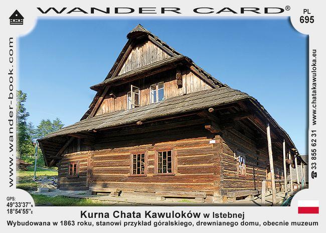 Drewniana Chata Kawuloków w Istebnej