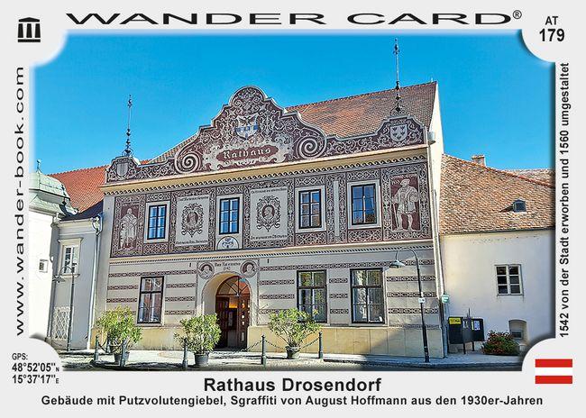 Rathaus Drosendorf