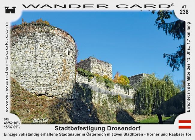 Stadtbefestigung Drosendorf
