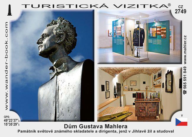 Dům Gustava Mahlera