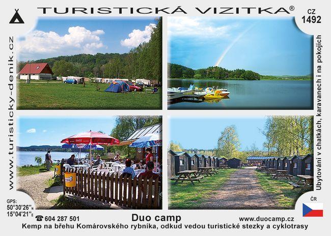 Duo camp