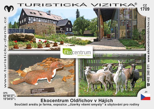Ekocentrum Oldřichov v Hájích