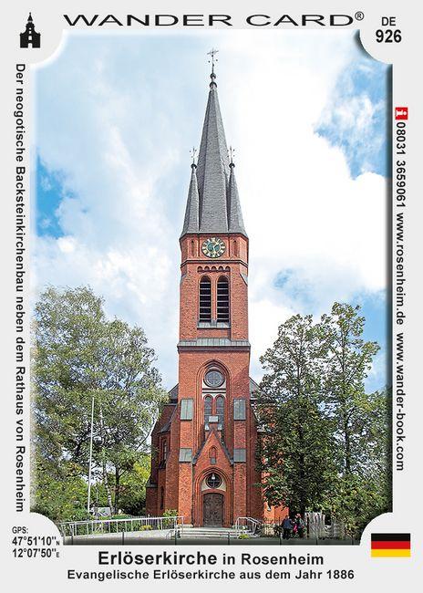Erlöserkirche in Rosenheim