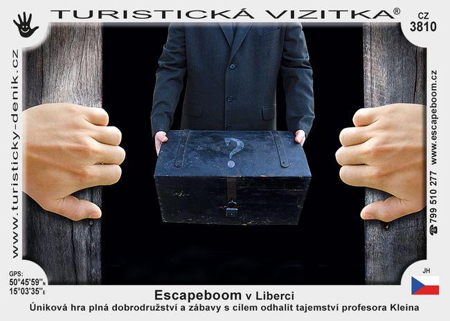 Escapeboom v Liberci