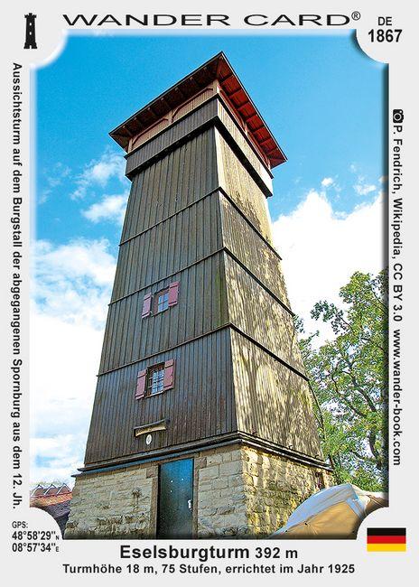 Eselsburgturm