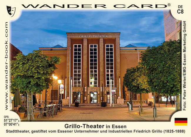 Grillo-Theater in Essen
