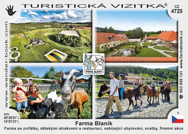 Farma Blaník