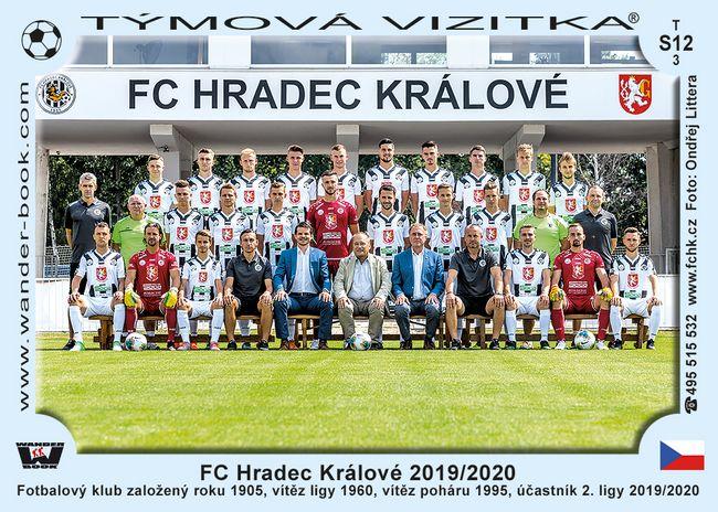 FC Hradec Králové 2019/2020