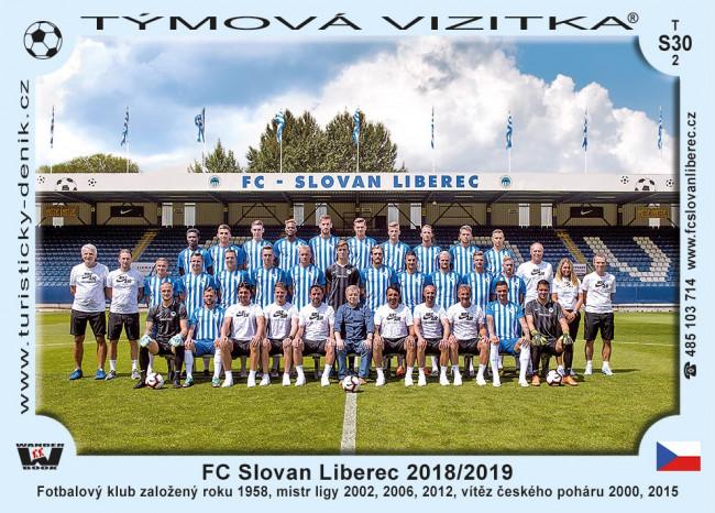 FC Slovan Liberec 2018/2019