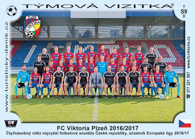 FC Viktoria Plzeň 2016/2017
