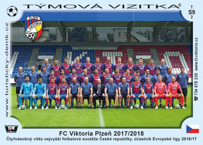FC Viktoria Plzeň 2017/2018