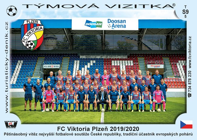 FC Viktoria Plzeň 2019/2020