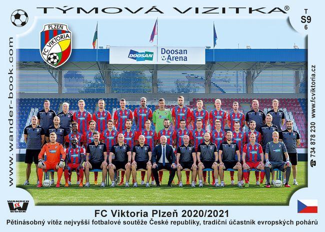 FC Viktoria Plzeň 2020/2021