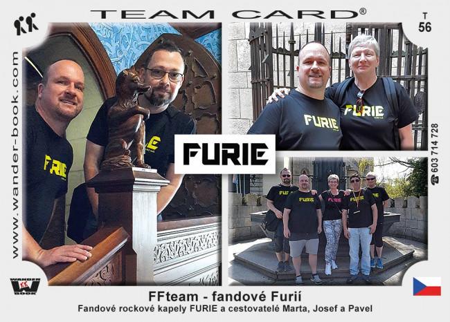 FFteam - fandové Furií