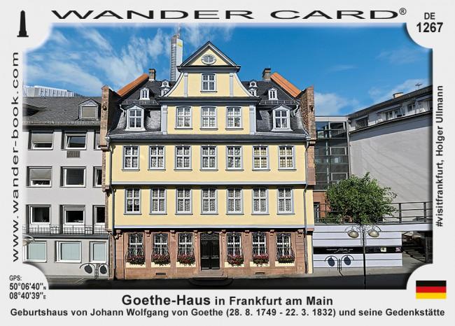 Goethe-Haus in Frankfurt am Main