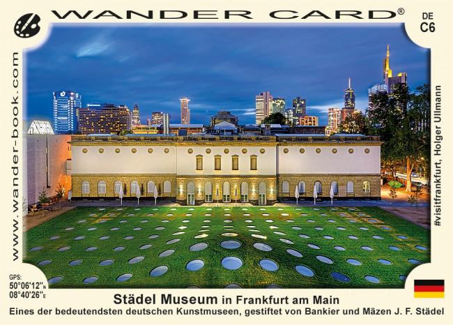 Städel Museum in Frankfurt am Main