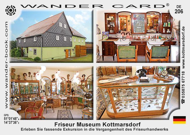 Friseur Museum Kottmarsdorf