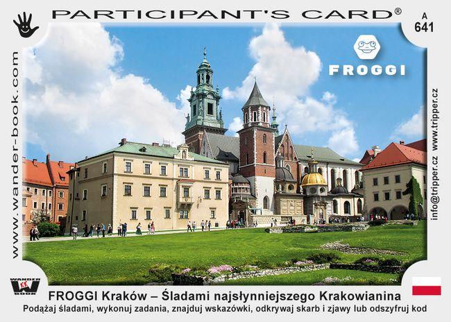 FROGGI Kraków – Śladami najsłynniejszego Krakowianina