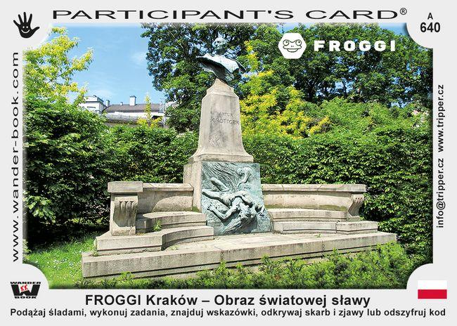 FROGGI Kraków – Obraz światowej sławy