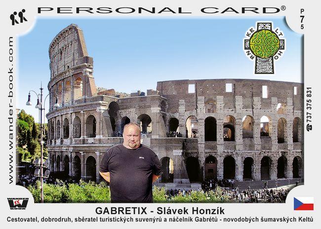 Slávek Honzík – GABRETIX
