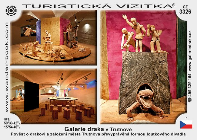 Galerie Draka v Trutnově