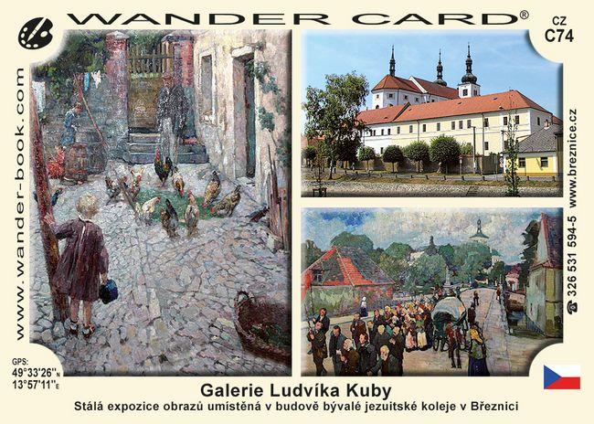 Galerie Ludvíka Kuby
