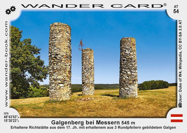 Galgenberg bei Messern