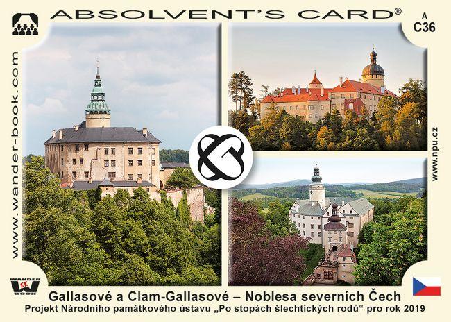 Gallasové a Clam-Gallasové – Noblesa severních Čech