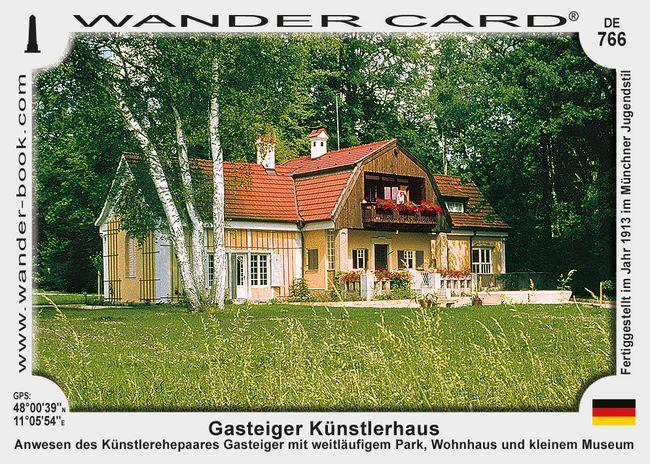 Gasteiger Künstlerhaus