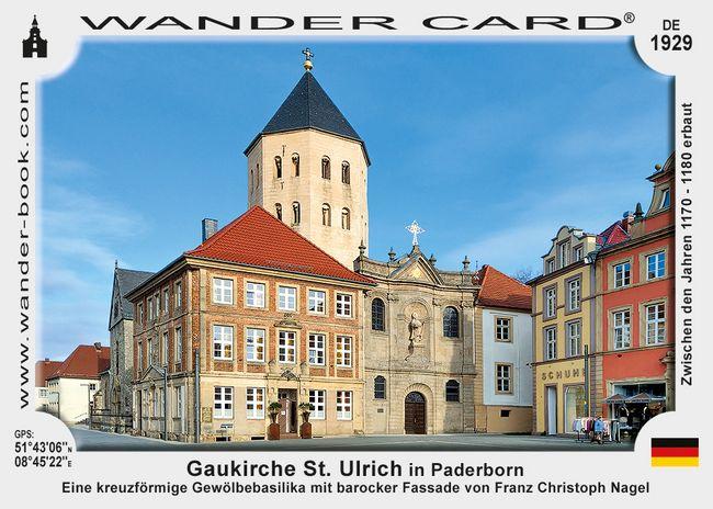 Gaukirche St. Ulrich in Paderborn