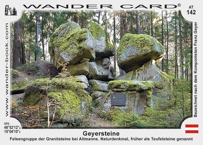 Geyersteine
