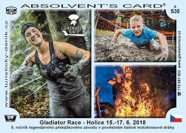 Gladiator race Holice 2018