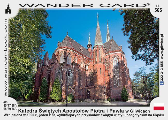 Gliwice katedra