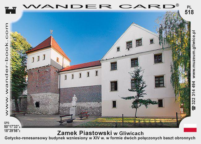Gliwice zamek