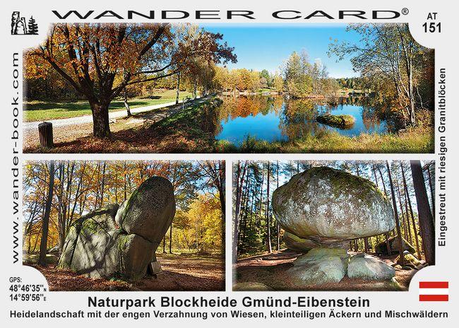 Naturpark Blockheide Gmünd-Eibenstein