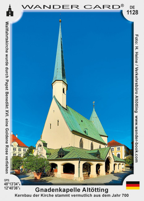 Gnadenkapelle Altötting