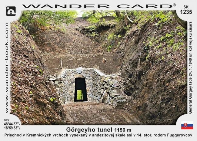 Görgeyho tunel
