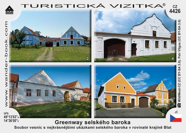 Greenway selského baroka