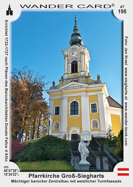 Pfarrkirche Groß-Siegharts