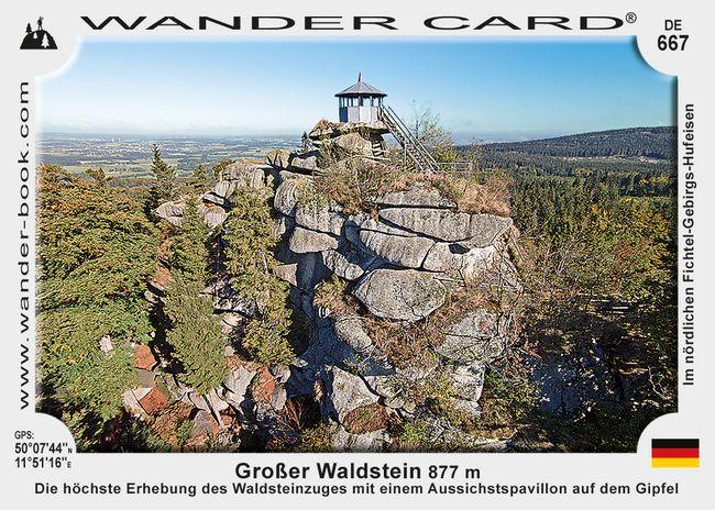 Großer Waldstein