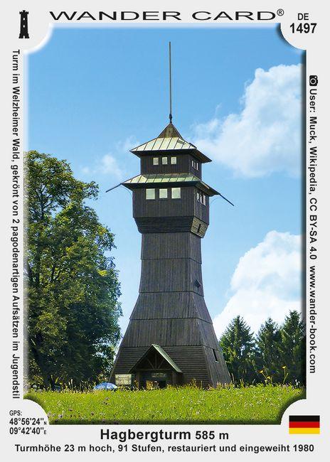 Hagbergturm