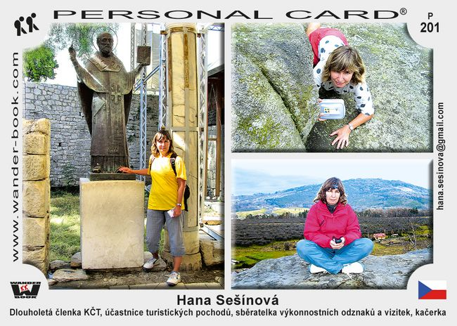 Hana Sešínová