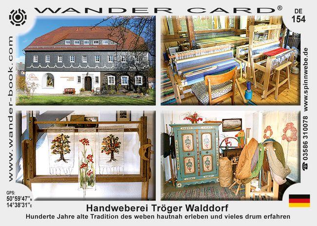 Handweberei Tröger Walddorf