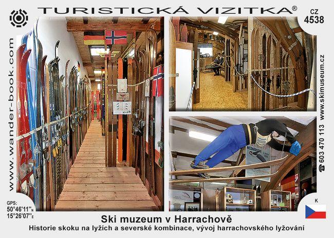 Harrachov ski muzeum