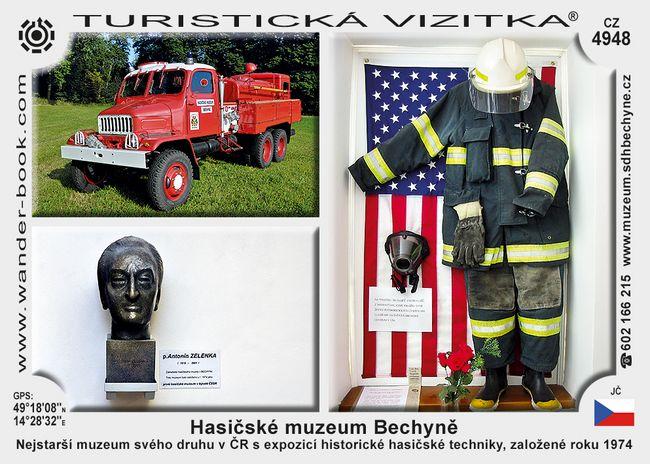 Hasičské muzeum Bechyně